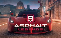 Asphalt 9 Legends Oyunu