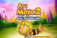 Arı Maya 2 Bal Oyunları