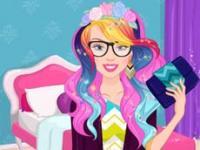 Barbi Son Saç Trendleri oyunu