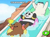 Kafadar Ayılar Rafting oyunu