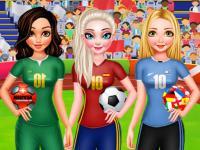 Prensesler Dünya Kupası 2018 oyunu