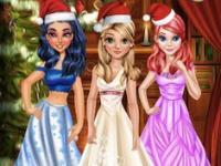 Prensesler Yeni Yıl Partisi oyunu