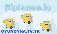 Biplanes.io Oyunu