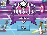 Boomerang All Stars Roket Raket oyunu