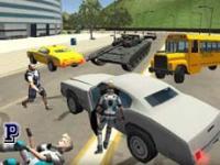 GTA Araba Hırsızı 2 Tank Saldırısı oyunu