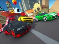 Mini Yarış Arabaları oyunu
