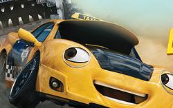 Cesur Araba Oyunu Oyna oyunu