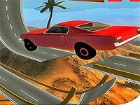 Crazy Stunt Cars 2 oyunu
