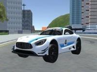 Çılgın Araba Yarışı oyunu