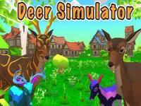 Geyik Simülatörü oyunu