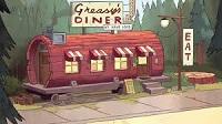 Esrarengiz Kasaba Greasyin Restorantı