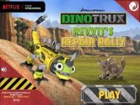 Dinozor Makineler Revvit Yap oyunu