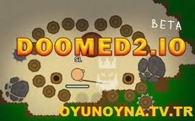 Doomed.io2 oyunu
