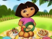 Dora Kup Kek oyunu
