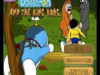 Doraemon ve King Kong oyunu