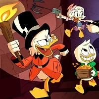 DuckTales Yapboz