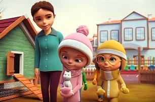 Elif ve Arkadaşları TRT Çocuk