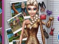 Elsa Güzellik Yarışması oyunu