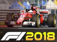 F1 2018 oyunu