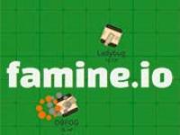 Famine.io oyunu