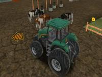 Çiftlik Traktörü Simülatörü