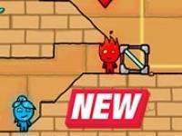 Ateş ve Su Işık Tapınağı 3 oyunu