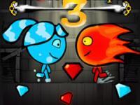 Ateş ve Su Buz Tapınağı oyunu