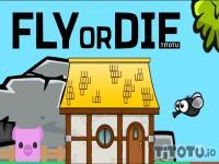 FlyOrDie.io oyunu