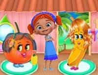 Elifin Düşleri Meyveler oyunu