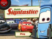 Arabalar 3 Guido oyunu