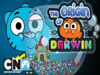 Gumball ve Darwin oyunu