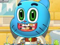 Gumball Dişçide oyunu