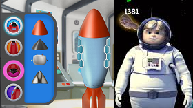 Hayri Uzayda Roket Tasarımı