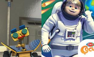 Hayri Uzay Yarışı oyunu