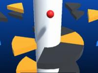 Helix Jump 1 oyunu