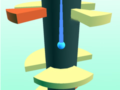 Helix Jump 2 oyunu