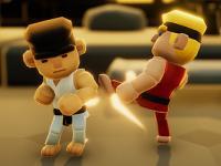 Mantıksız Karate oyunu