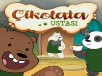 Kafadar Ayılar Çikolata Ustası oyunu