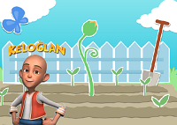 Keloğlan ile Fidan Büyütme Oyunu oyunu