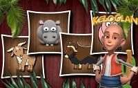 Keloğlan Hayvanları Tanıyalım 2 oyunu