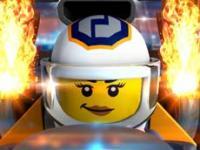 Lego City Canavardan Kaçma oyunu