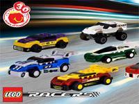 LEGO N64 Yarışçılar oyunu