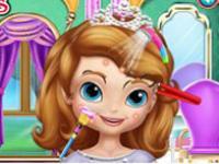 Prenses Sofia Güzellik Salonu oyunu