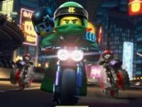 Loyd ve Biker Gang Motor Yarışı oyunu