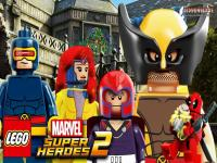Lego Marvel Süper Kahramanlar 2 Oyna oyunu