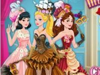 Prensesler Maskeli Balo oyunu