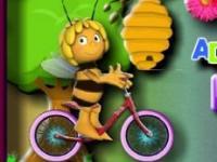 Arı Maya Bisiklet Macerası oyunu
