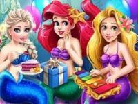 Arielin Doğum Günü Partisi oyunu