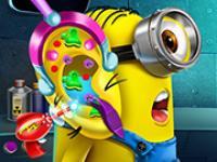 Minions Kulak Doktoru oyunu