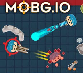 Mobg.io Oyunu oyunu